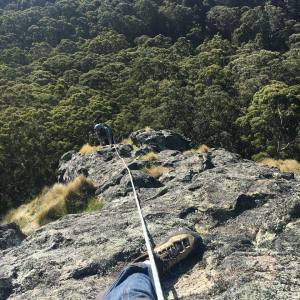 rock climbing central victoria